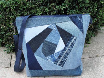 Crazy Cross Body Bag